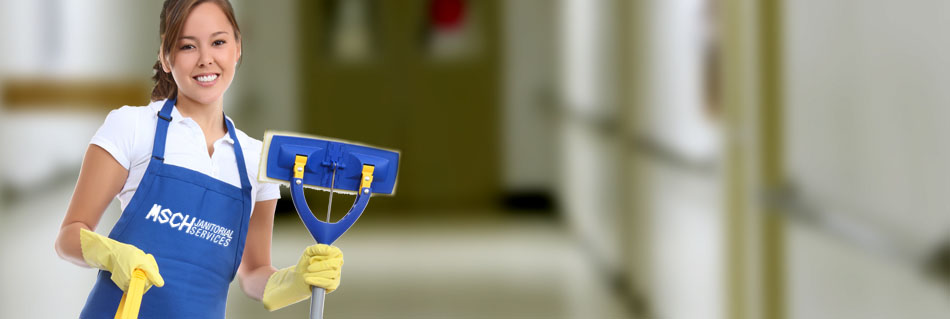 MSCH Janitorial office cleaning chicago